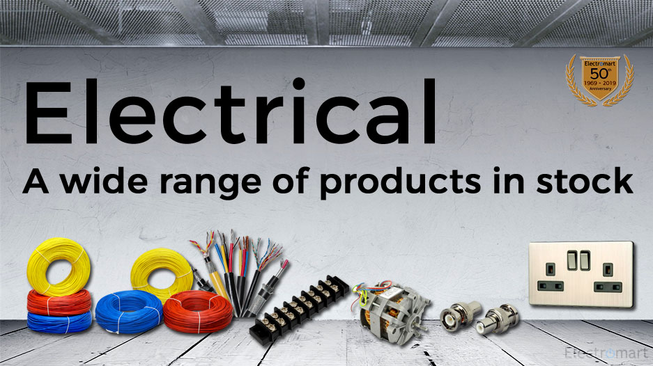 electricalproductsforyourhomefromelectromartcomponents.co.uk